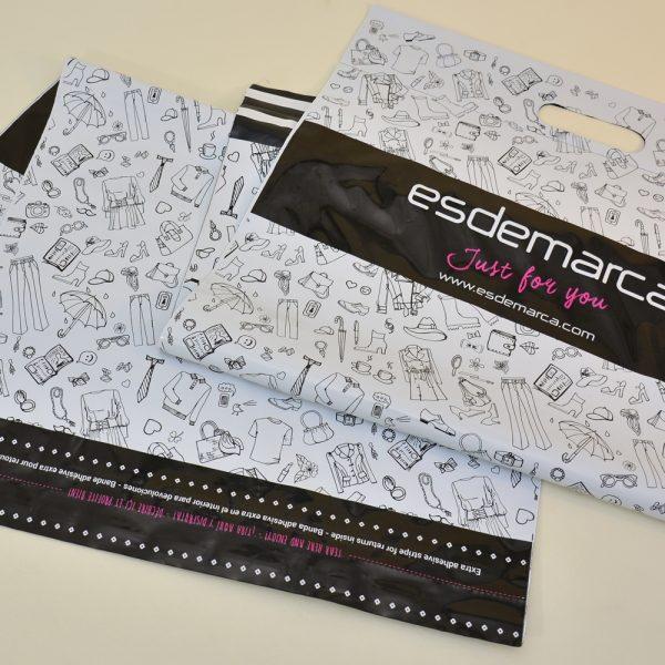 Confidential ecommerce envelopes