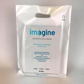 Bolsa plastico reciclado Oral-B-min