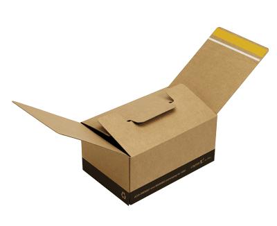 Cajas de cartón ecommerce seguras