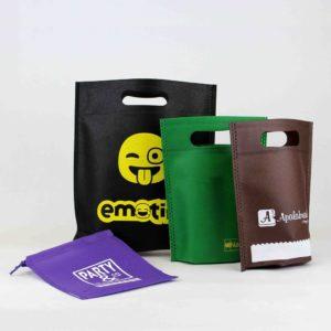 Unlaminated TNT bags