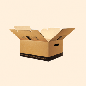 Cardboard box 2 in 1
