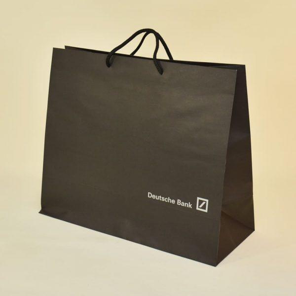 Bolsa de papel DeutscheBank