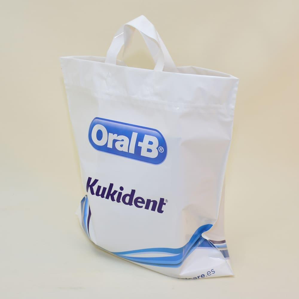 Bolsas de plástico para comercios y establecimientos