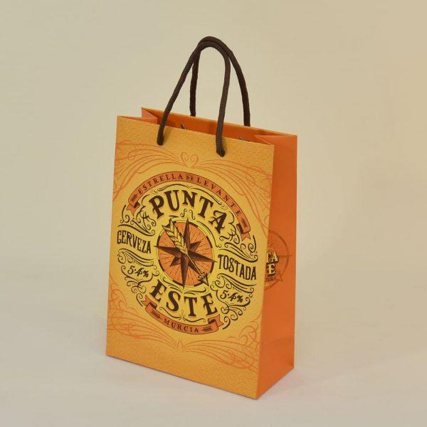 Bolsas de papel ecologicas ecobolsas