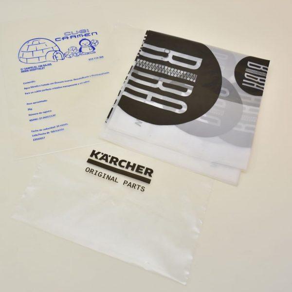 Sacos industriales bolsas de plásticos