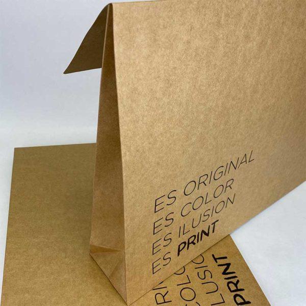 sobres papel ecommerce kraft bio
