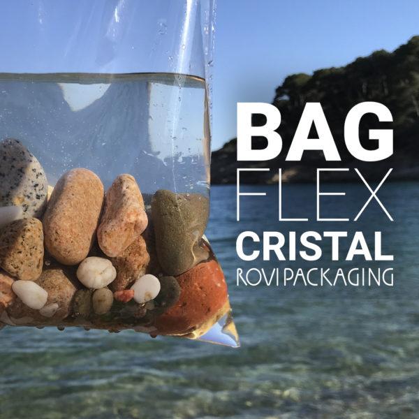 bolsas de polipropilena cristal flexible bolsas de plástico transparente mar de fondo