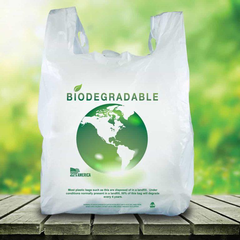 qué significa biodegradable