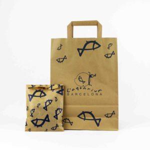 bolsa asa plana papel (qué significa ser biodegradable)