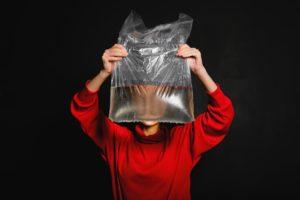 materiales biodegradables en el agua