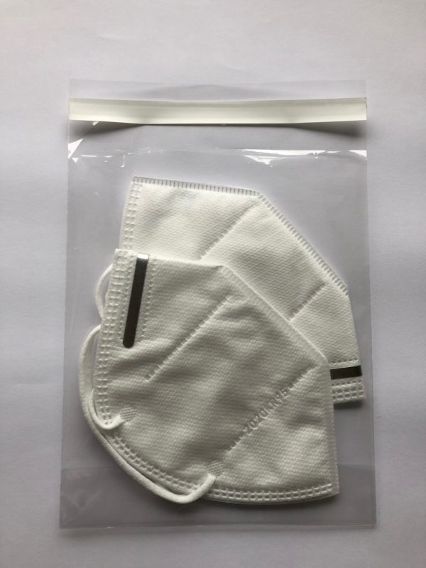 Bolsas para mascarillas covid coronavirus