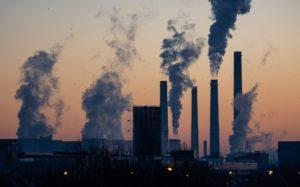 reducción de la contaminación