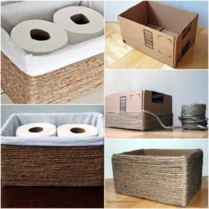 reutilizar material