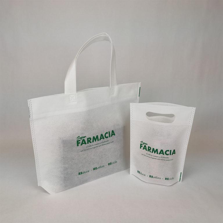 bolsas para farmacias